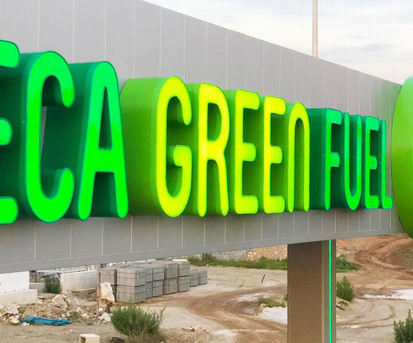 REALIZZAZIONE IMPIANTO TECA GREEN FUEL